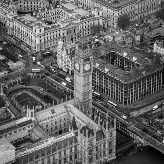Travel photography England: The Houses of Parliament, London