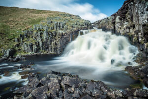Waterfall photography by Andy Wasley