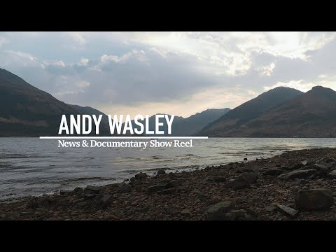 Professional videography by Andy Wasley