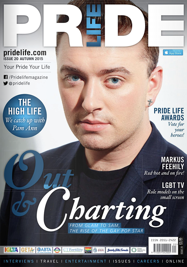LGBT journalism: Pride Life, Autumn 2017