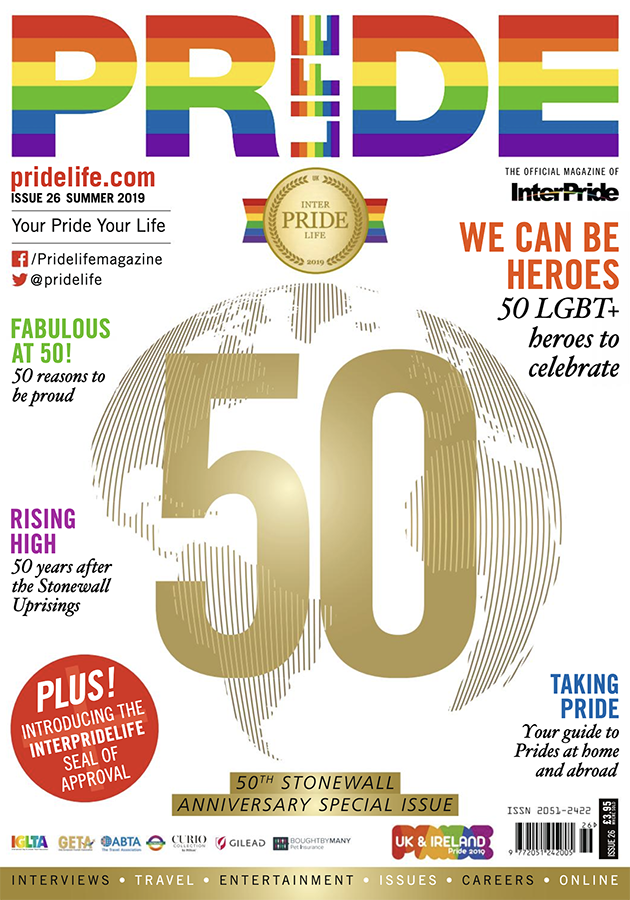 LGBT journalism: Pride Life, Summer 2019